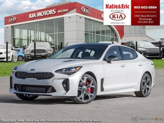 Used 2018 Kia Stinger GT for sale in Mississauga, ON