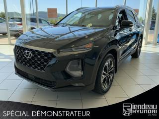 Used 2019 Hyundai Santa Fe DÉMO - Ultimate 2.0 - À PARTIR DE 121.25$/SEM* for sale in Ste-Julie, QC