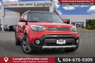 Used 2017 Kia Soul EX Premium - One owner - Local for sale in Surrey, BC