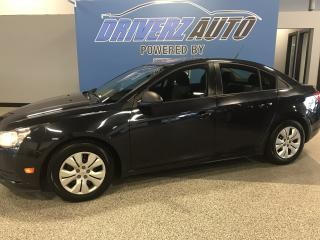 Used 2014 Chevrolet Cruze 1LS for sale in Calgary, AB