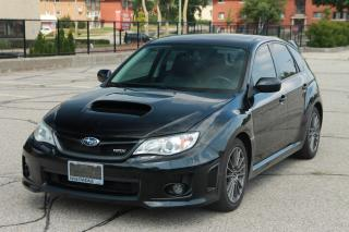 Used 2013 Subaru WRX Limited LOW KMs | ONLY 63K | CERTIFIED for sale in Waterloo, ON