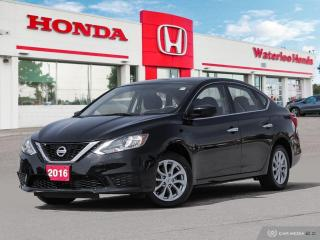 Used 2016 Nissan Sentra 1.8 SV Sold Pending Csutomer Pickup... for sale in Waterloo, ON