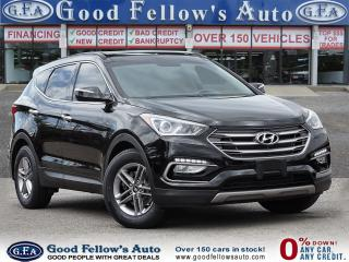 Used 2017 Hyundai Santa Fe Sport SPORT LUXURY, AWD, REARVIEW CAMERA, HEATED SEATS for sale in Toronto, ON