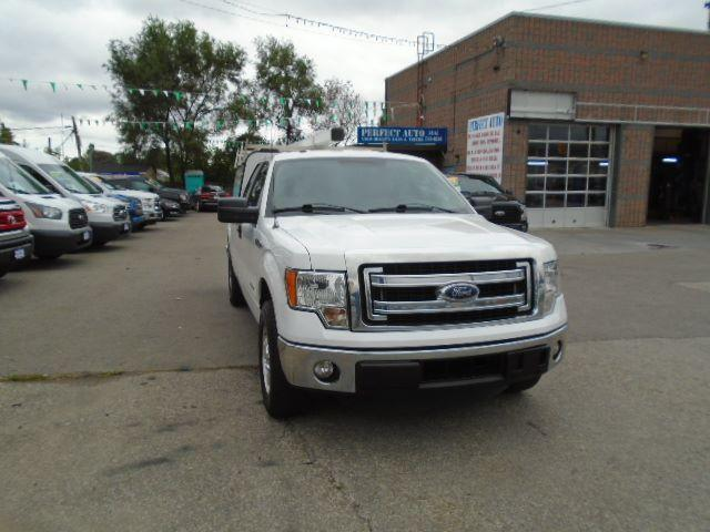 2014 Ford F-150 XLT EXTENDED SHORT BOX 2WD