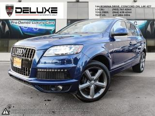 Used 2015 Audi Q7 3.0 TDI Vorsprung Edition AUDI Q7 TDI S-LINE VORSPRUNG EDITION  S-LINE QUATTRO NAVIGATION 3.0L TDI DOHC Direct-Injection V6 Tu for sale in Concord, ON