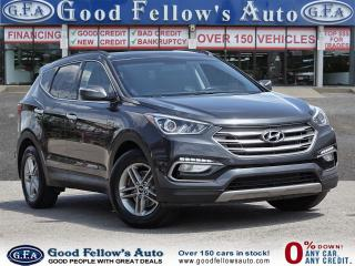 Used 2018 Hyundai Santa Fe Sport SE SPORT MODEL, 2.4 L 4CYL, AWD, REARVIEW CAMERA for sale in Toronto, ON