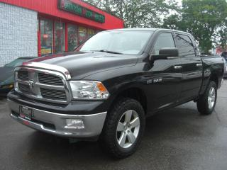 Used 2009 Dodge Ram 1500 SLT 4X4 CREW CAB for sale in London, ON