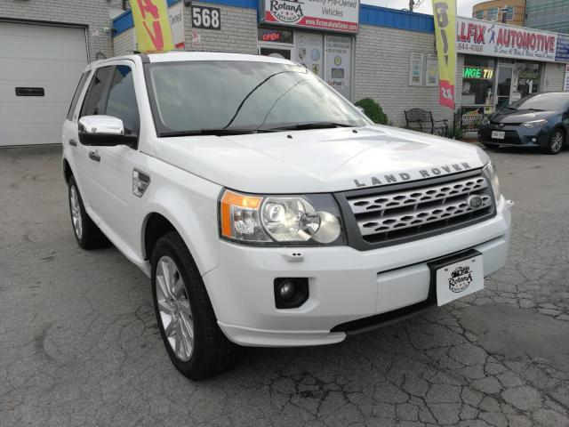 2011 Land Rover LR2 Accident Free | AWD | Navi | Sunroof | Leather