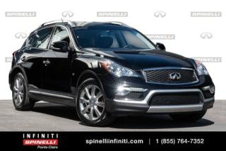 Used 2016 Infiniti QX50 JOURNEY/HEATED SEATS/LEATHER/SUNROOF FAUT VOIR! for sale in Montréal, QC