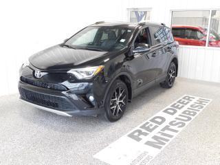Used 2016 Toyota RAV4 se for sale in Red Deer, AB