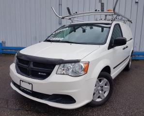 Used 2013 RAM Cargo Van C/V *LADDER RACK* for sale in Kitchener, ON