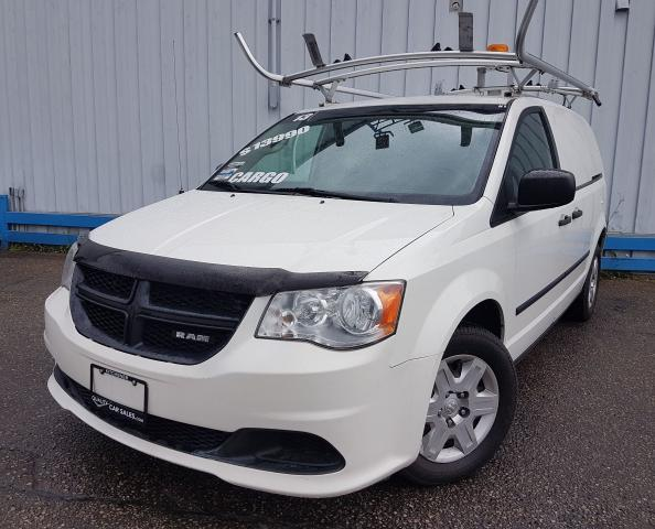 2013 RAM Cargo Van C/V *LADDER RACK*