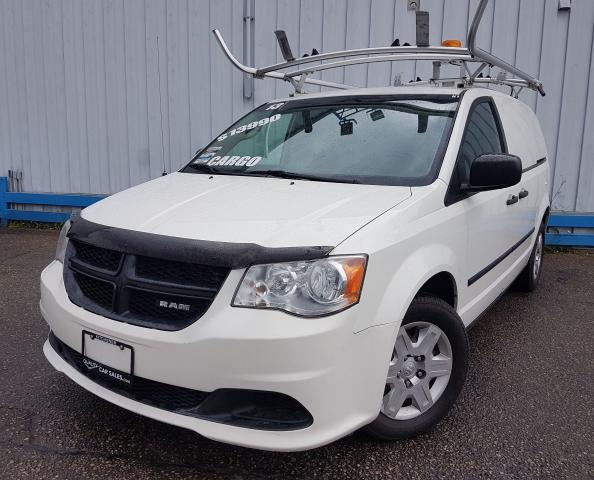 2013 Dodge Grand Caravan C/V Cargo *LADDER RACK*