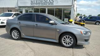Used 2012 Mitsubishi Lancer SE for sale in Mono, ON
