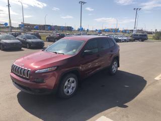 Used 2017 Jeep Cherokee Sport for sale in Lloydminster, SK