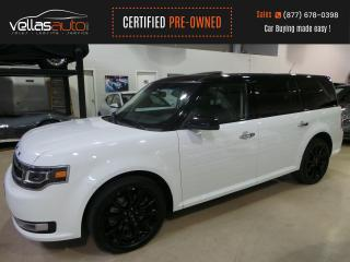 Used 2019 Ford Flex Limited LIMITED| NAVI| PANORAMIC RF| LTHR| AWD for sale in Vaughan, ON
