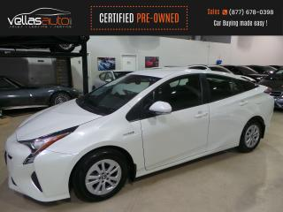 Used 2018 Toyota Prius HYBRID| HEATED SEATS|R-CAMERA| BLUETOOTH for sale in Vaughan, ON