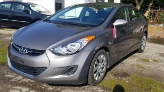Used 2013 Hyundai Elantra for sale in Mississauga, ON