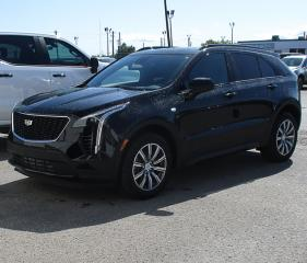 Used 2020 Cadillac XT4 Sport for sale in Peterborough, ON