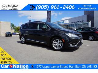 Used 2018 Chrysler Pacifica Touring-L Plus TOURING-L PLUS | LEATHER | PANO ROOF | POWER DOORS for sale in Hamilton, ON