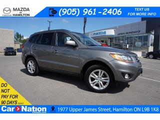 Used 2011 Hyundai Santa Fe GL 3.5 SPORT | AS-TRADED |HEATED SEATS | SUNROOF for sale in Hamilton, ON