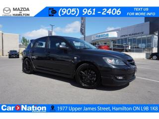 Used 2007 Mazda MAZDASPEED3 AS-TRADED   A/C   6 SPEED   BOSE for sale in Hamilton, ON
