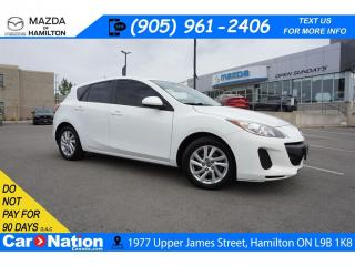 Used 2013 Mazda MAZDA3 GX | 5 SPEED | BLUETOOTH | ALLOYS | A/C for sale in Hamilton, ON