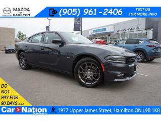 Used 2018 Dodge Charger GT | SUNROOF | NAV | AWD | XM RADIO | for sale in Hamilton, ON
