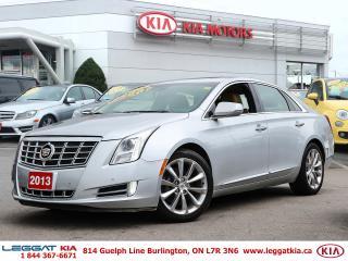 Used 2013 Cadillac XTS Premium Collection Premium for sale in Burlington, ON