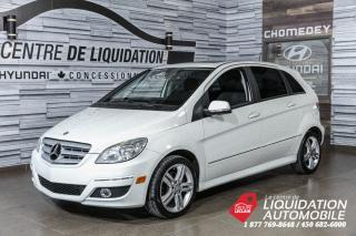 Used 2011 Mercedes-Benz B-Class B 200+TOIT+CUIR for sale in Laval, QC