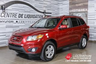 Used 2010 Hyundai Santa Fe GL+AWD for sale in Laval, QC