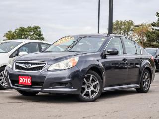 Used 2010 Subaru Legacy 2.5I for sale in Burlington, ON