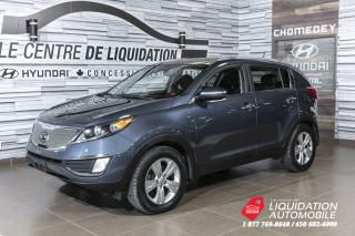 Used 2011 Kia Sportage Ex+awd for sale in Laval, QC