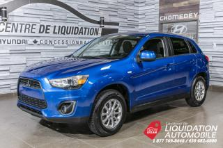 Used 2015 Mitsubishi RVR Se+awd for sale in Laval, QC