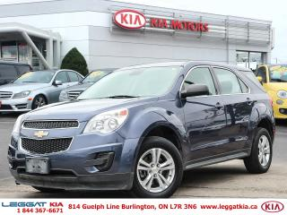 Used 2014 Chevrolet Equinox LS for sale in Burlington, ON