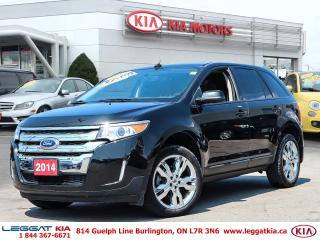 Used 2014 Ford Edge SEL for sale in Burlington, ON
