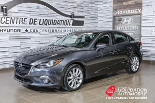 Used 2014 Mazda MAZDA3 GT-SKY for sale in Laval, QC