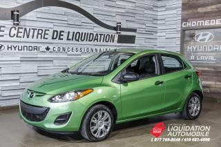 Used 2012 Mazda MAZDA2 GX for sale in Laval, QC