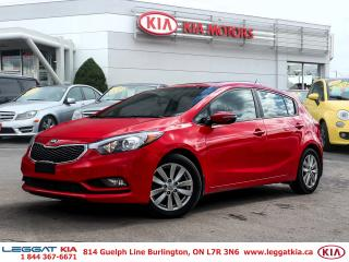 Used 2015 Kia Forte LX for sale in Burlington, ON