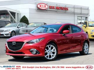Used 2014 Mazda MAZDA3 GT-SKY GT for sale in Burlington, ON