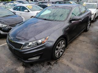 Used 2013 Kia Optima EX LUXURY for sale in Burlington, ON