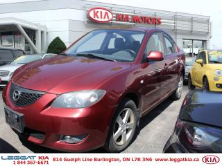 Used 2006 Mazda MAZDA3 GS for sale in Burlington, ON
