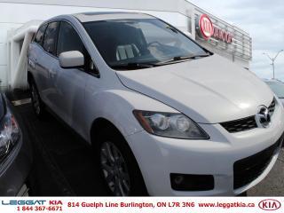 Used 2007 Mazda CX-7 GT for sale in Burlington, ON