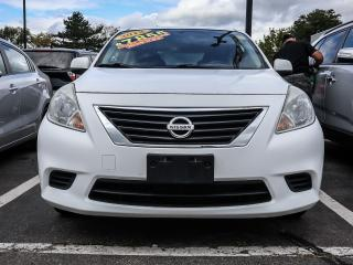 Used 2012 Nissan Versa 1.6 SV for sale in Burlington, ON