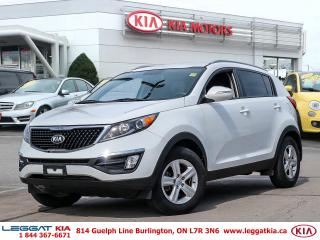 Used 2015 Kia Sportage LX for sale in Burlington, ON