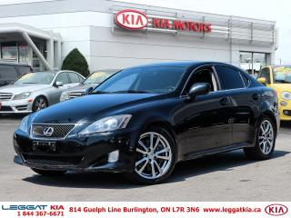 Used 2008 Lexus IS 350 350 for sale in Burlington, ON