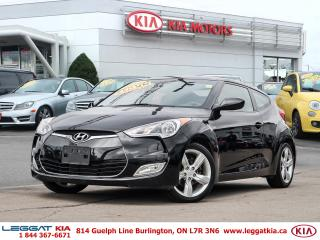Used 2012 Hyundai Veloster Base for sale in Burlington, ON