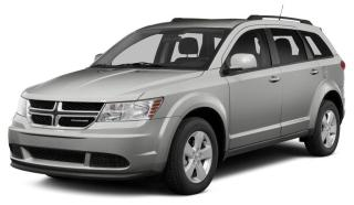 Used 2013 Dodge Journey SXT/Crew for sale in Owen Sound, ON