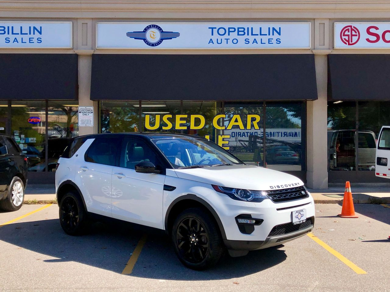 2017 Land Rover Discovery Sport HSE, Navi, Pano Roof, Blind Spot