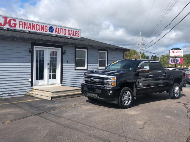 2018 Chevrolet Silverado 2500 High Country